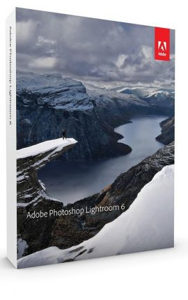 Adobe lightroom softgiant afbeelding