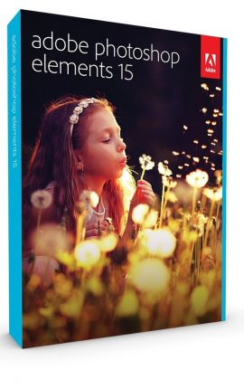 Adobe photoshop elements afbeelding