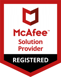 mcafee solutions provider