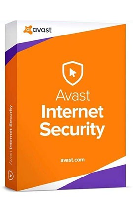 avast internet security box